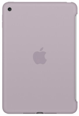 Чехол Apple Silicone Case MLD62ZM/A Lavender для iPad mini 4 1