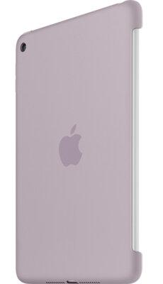Чехол Apple Silicone Case MLD62ZM/A Lavender для iPad mini 4 2