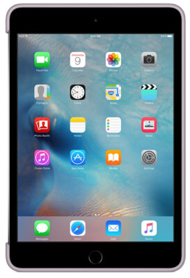 Чехол Apple Silicone Case MLD62ZM/A Lavender для iPad mini 4 4