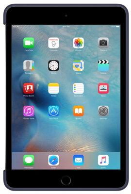 Чехол Apple Silicone Case MKLM2ZM/A Midnight Blue для iPad mini 4 4