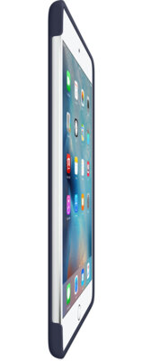 Чехол Apple Silicone Case MKLM2ZM/A Midnight Blue для iPad mini 4 5