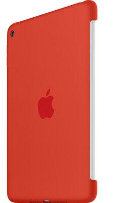 Чохол Apple Silicone Case MLD42ZM/A Orange для iPad mini 4 2