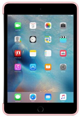 Чохол Apple Silicone Case MLD52ZM/A Pink для iPad mini 4 4