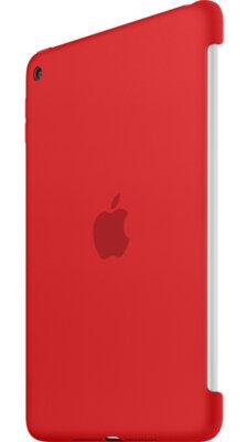 Чохол Apple Silicone Case MKLN2ZM/A Red для iPad mini 4 2
