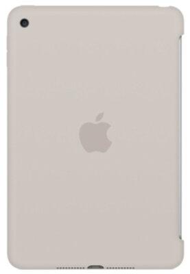 Чохол Apple Silicone Case MKLP2ZM/A Stone для iPad mini 4 1