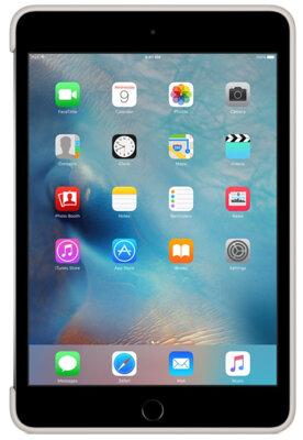Чохол Apple Silicone Case MKLP2ZM/A Stone для iPad mini 4 4