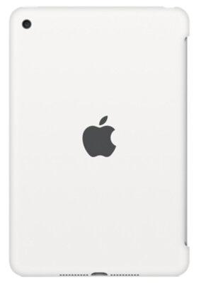 Чохол Apple Silicone Case MKLL2ZM/A White для iPad mini 4 1