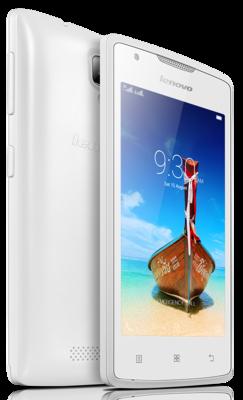 Смартфон Lenovo A1000 White 2