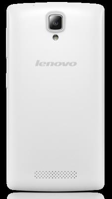 Смартфон Lenovo A1000 White 5