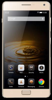Смартфон Lenovo VIBE P1 Gold 1