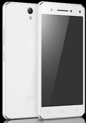 Смартфон Lenovo VIBE S1 White 2