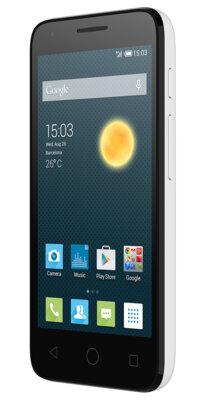 Смартфон Alcatel Pixi 3 4027D White 2