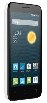 Смартфон Alcatel Pixi 3 4027D White 3
