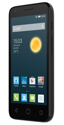 Смартфон Alcatel PIXI 3 4027D Volcano Black 2
