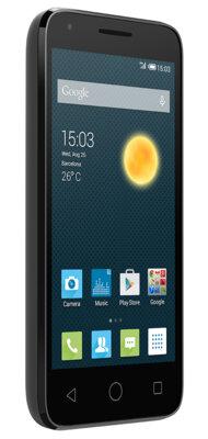 Смартфон Alcatel PIXI 3 4027D Volcano Black 3