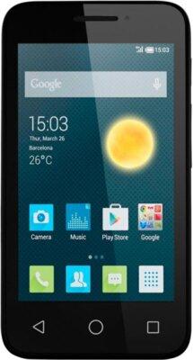 Смартфон Alcatel PIXI 3 5017D Black 1