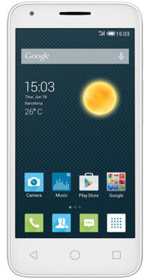 Смартфон Alcatel PIXI 3 5017D Neon Pink 1