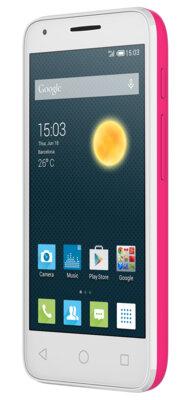 Смартфон Alcatel PIXI 3 5017D Neon Pink 2