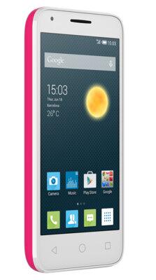 Смартфон Alcatel PIXI 3 5017D Neon Pink 3