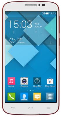 Смартфон Alcatel OneTouch Pop C7 7041D Cherry Red 1