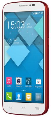 Смартфон Alcatel OneTouch Pop C7 7041D Cherry Red 2
