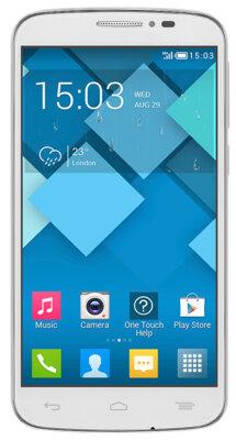 Смартфон Alcatel OneTouch Pop C7 7041D Pure White 1