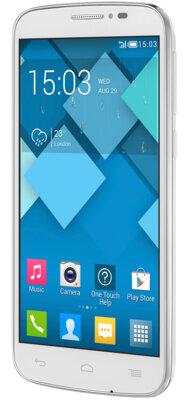 Смартфон Alcatel OneTouch Pop C7 7041D Pure White 2