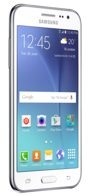Смартфон Samsung Galaxy J2 SM-J200H White 3