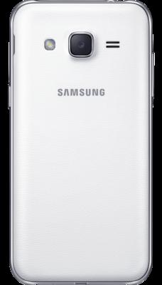 Смартфон Samsung Galaxy J2 SM-J200H White 5