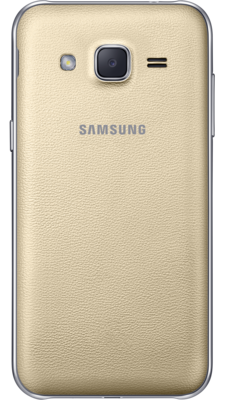 Смартфон Samsung Galaxy J2 SM-J200H Gold 5