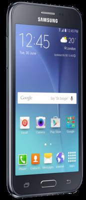 Смартфон Samsung Galaxy J2 SM-J200H Black 3