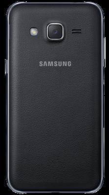 Смартфон Samsung Galaxy J2 SM-J200H Black 5
