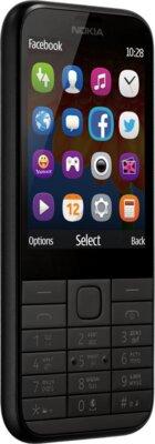 Мобільний телефон Nokia 225 Dual Sim Black 2