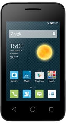 Смартфон Alcatel PIXI 4009D White 1