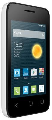 Смартфон Alcatel PIXI 4009D White 3