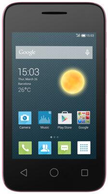 Смартфон Alcatel PIXI 4009D Neon Pink 1