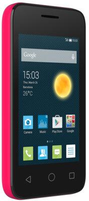 Смартфон Alcatel PIXI 4009D Neon Pink 3