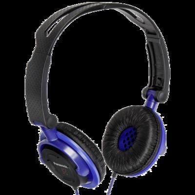 Наушники Panasonic RP-DJS150E-A Blue 1