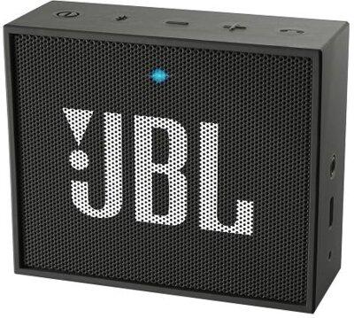 Акустическая система  JBL GO Black 1