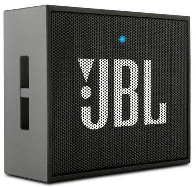 Акустическая система  JBL GO Black 2
