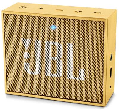 Акустическая система  JBL GO Yellow 1