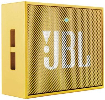 Акустическая система  JBL GO Yellow 3