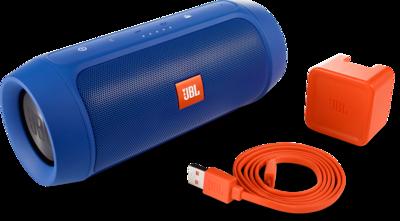 Акустическая система JBL Charge II Plus Blue 5