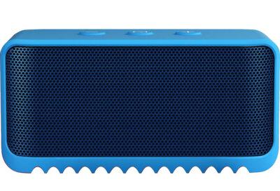 Акустическая система  Jabra Solemate Mini Blue 1