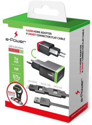 Зарядное устройство E-Power EP721HAS 1