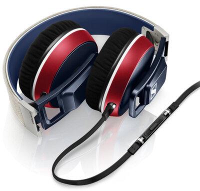 Навушники Sennheiser URBANITE XL Nation 4