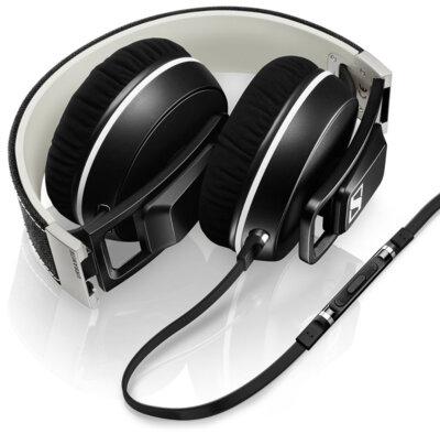 Навушники Sennheiser URBANITE XL Black 4