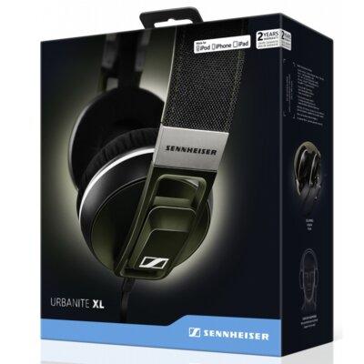 Навушники Sennheiser URBANITE XL Black 5
