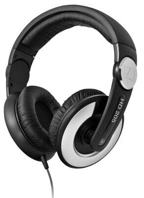 Навушники Sennheiser  HD 205-II Black 1