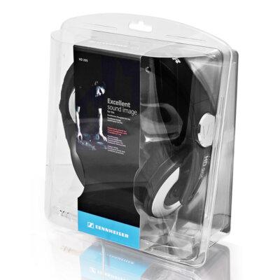 Навушники Sennheiser  HD 205-II Black 5